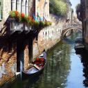 Картины Raffaele Fiorre;  холст, масло.